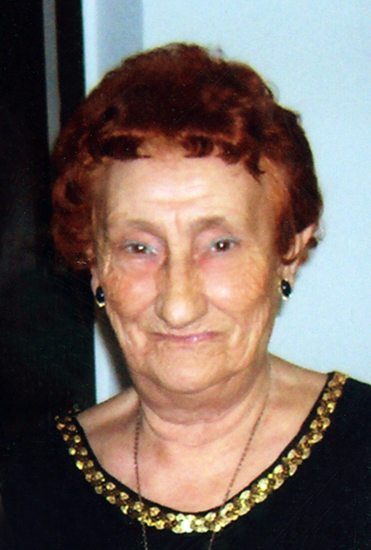 Agenzia funebre Gatti - Necrologi - Costantina (Tina) Bonizzi
