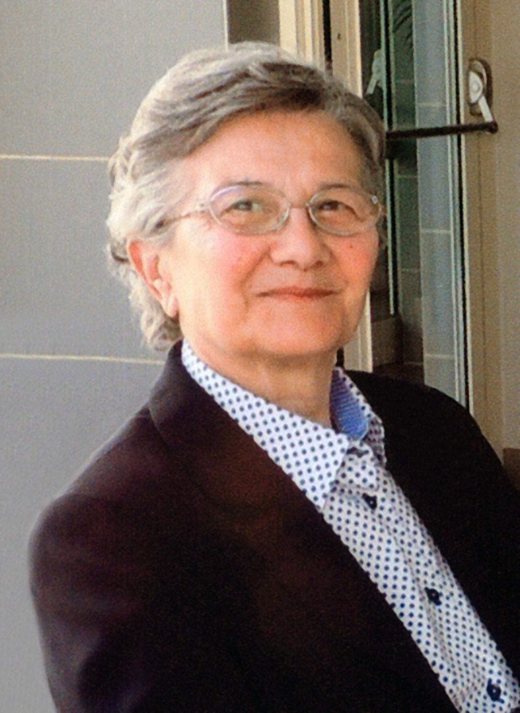 Anna Maria Degli Agosti - Necrologio