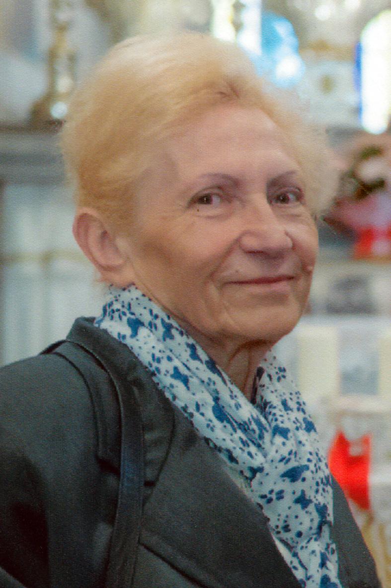 Agenzia funebre Gatti - Necrologi - Elvira Donati