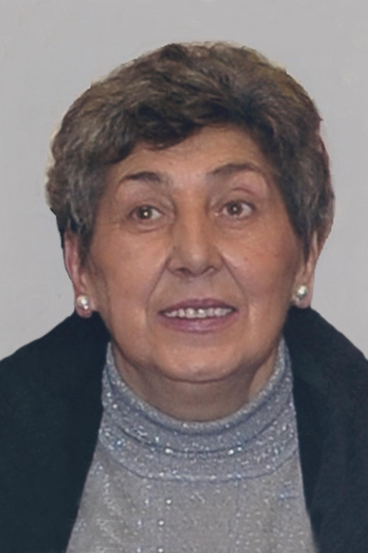 Pierantonia Grioni - Necrologio