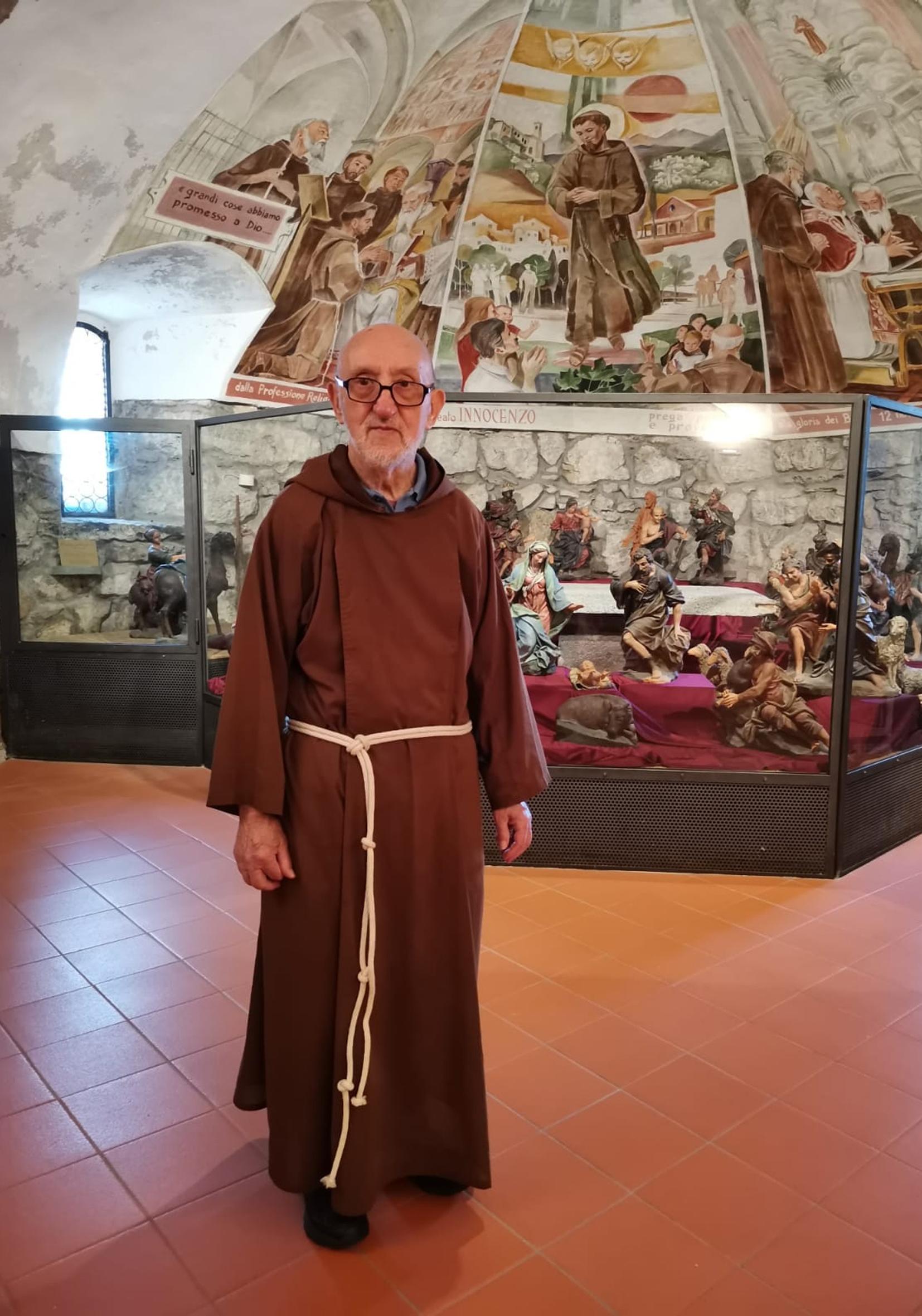 Agenzia funebre Gatti - Necrologi - Fra Aligi Quadri