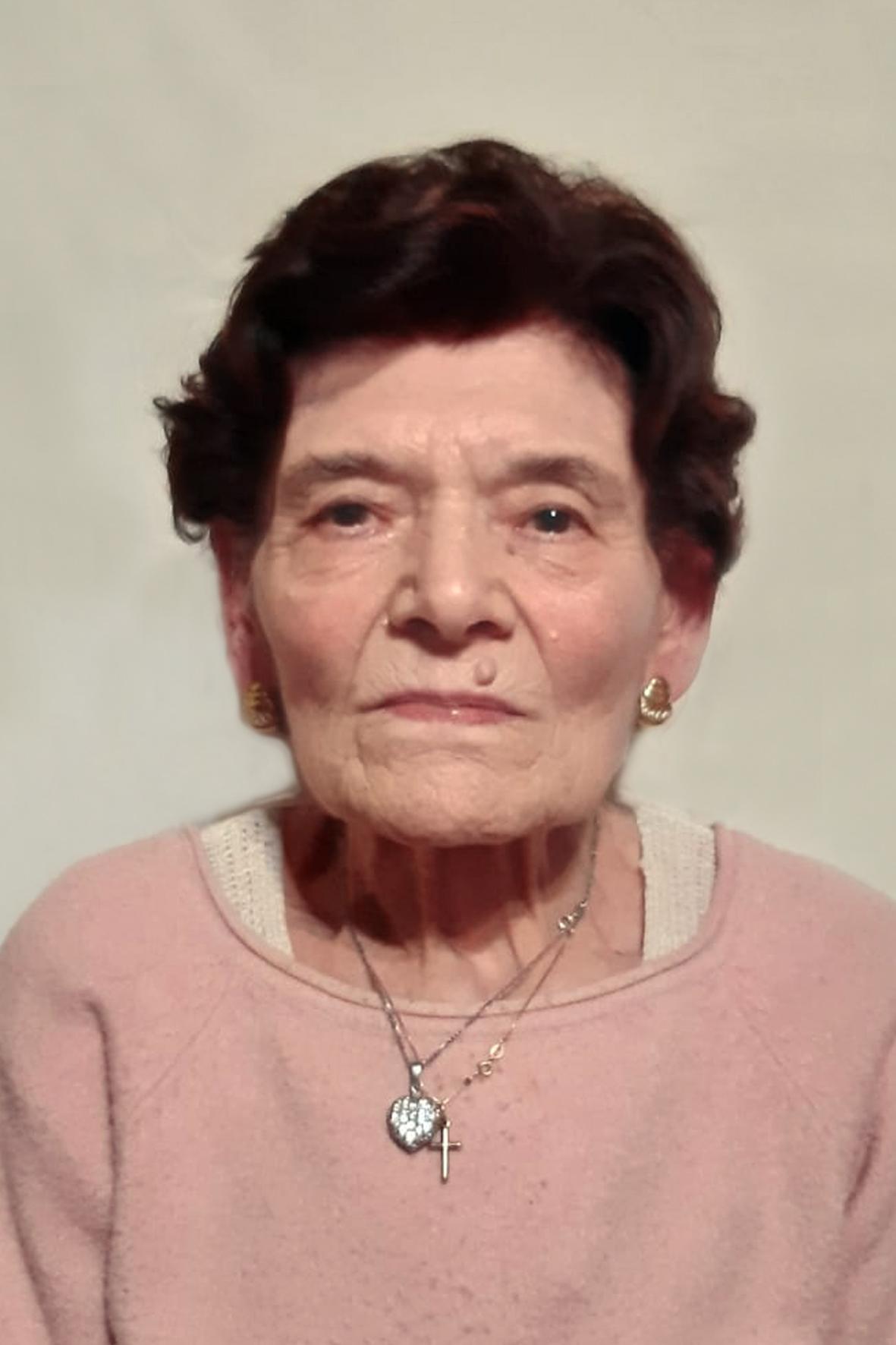 Angela Sesini (Linda) - Necrologio