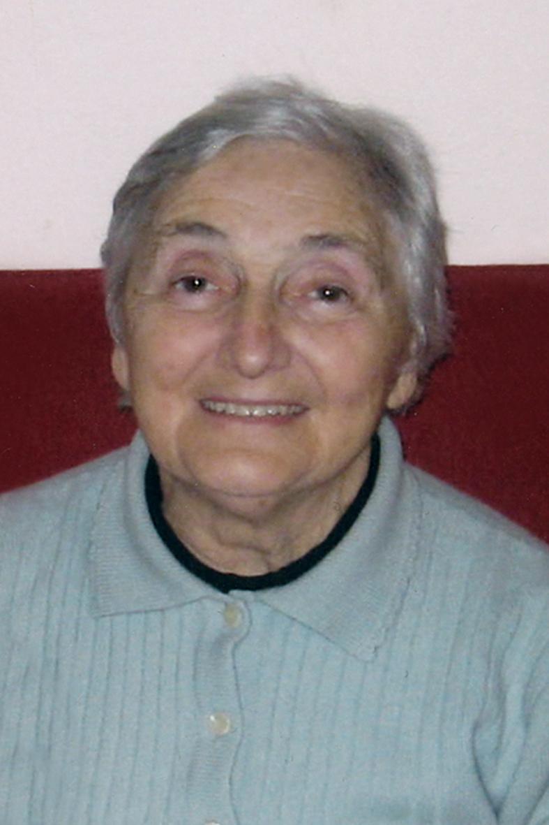 Rosalia Tornelli - Necrologio