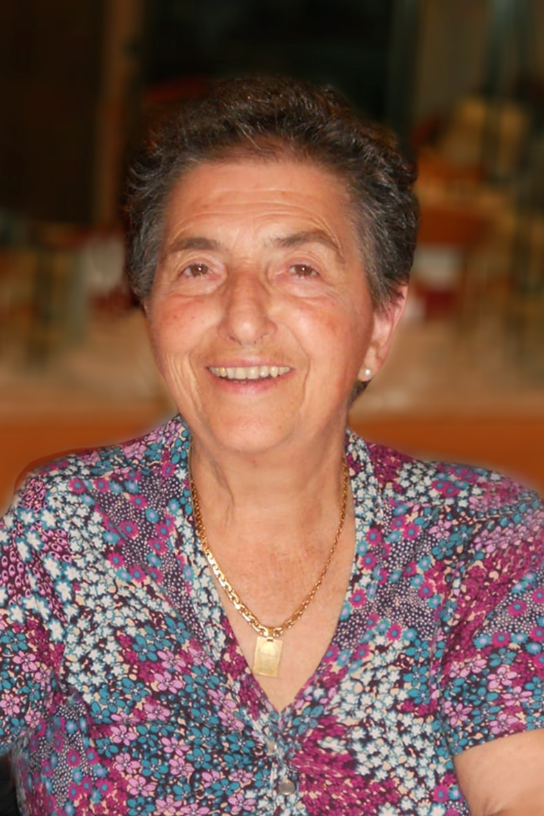 Antonietta Viviani - Necrologio
