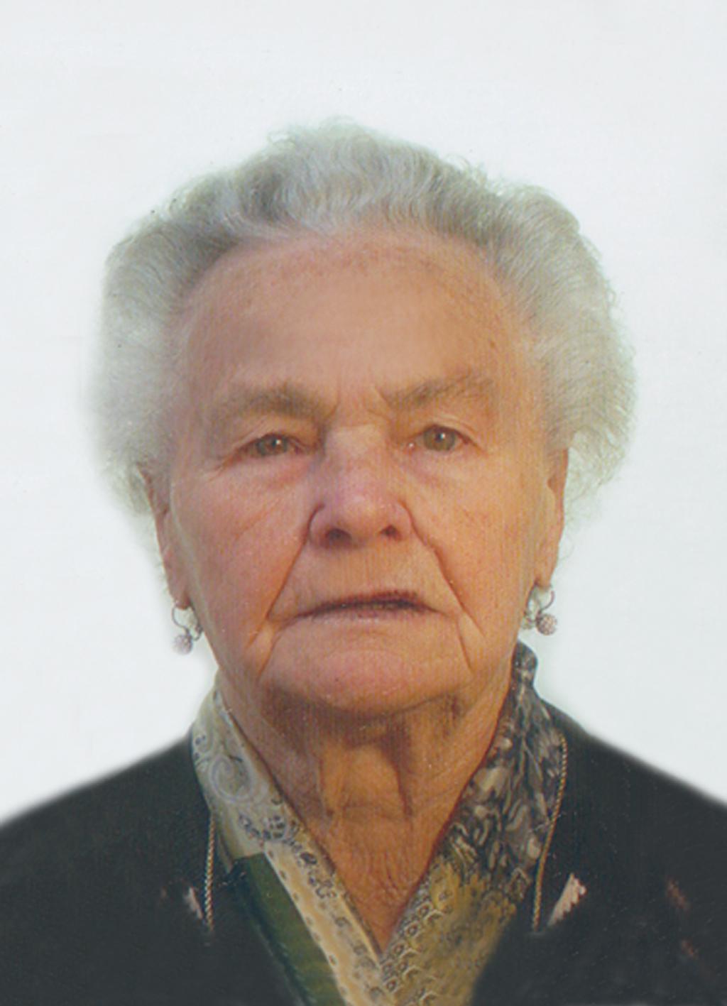 Agenzia funebre Gatti - Necrologi - Giuseppa Zava